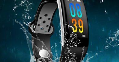 Q6 smartbracelet характеристики
