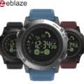 Спортивные смарт-часы Zeblaze Vibe 3