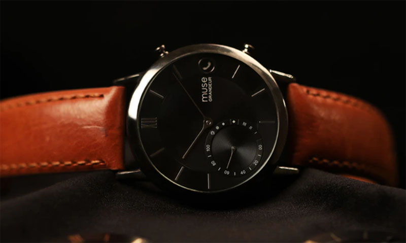 Дизайн Muse Hybrid Smartwatch