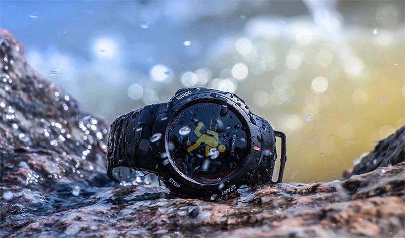 NO.1 F13 – новые защищенные умные часы с цветным экраном