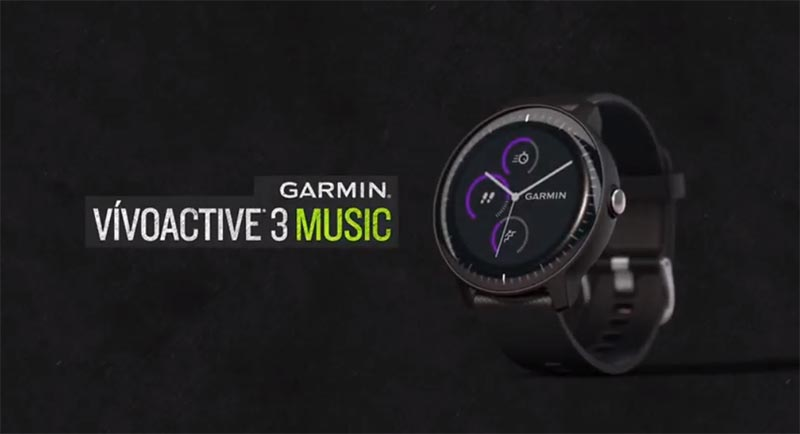 Garmin Vivoactive 3 Music
