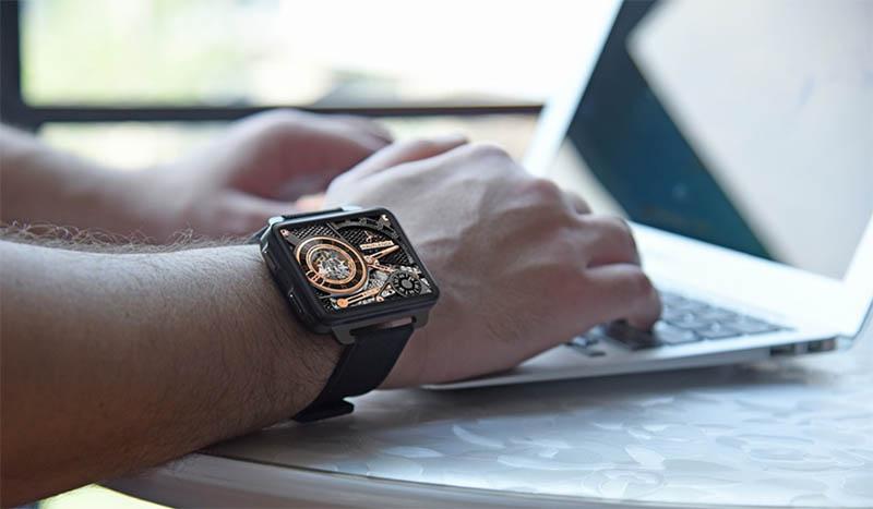 Lemfo выпустила новые умные часы-телефон Lemfo LEM4 Pro 2