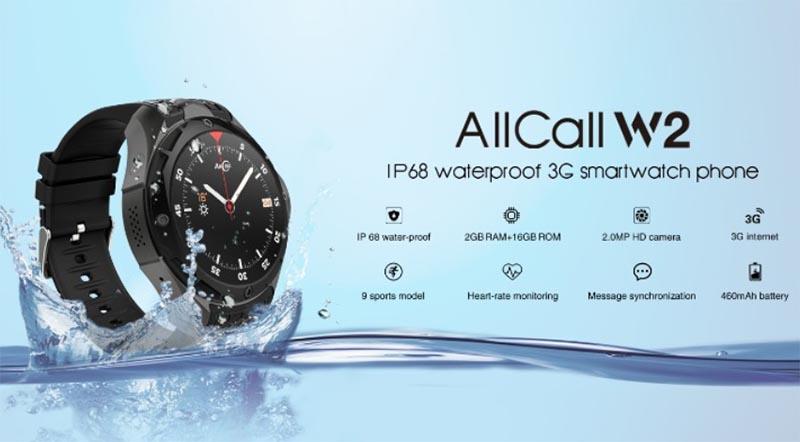 Умные часы AllCall W2