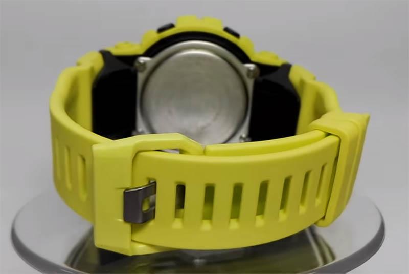 Обзор гибридных часов Casio G-SHOCK GBA800
