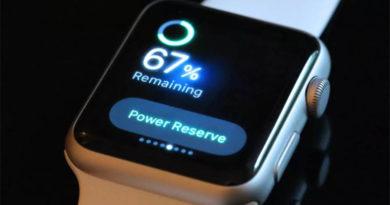 Apple Watch Series 4 могут получить автоматическую систему энергосбережения