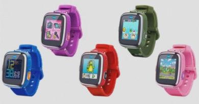 Snapdragon Wear 2500 – новый процессор для детских умных часов