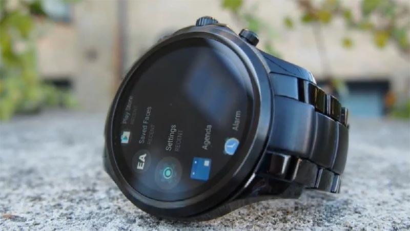 Обзор умных часов Emporio Armani Connected