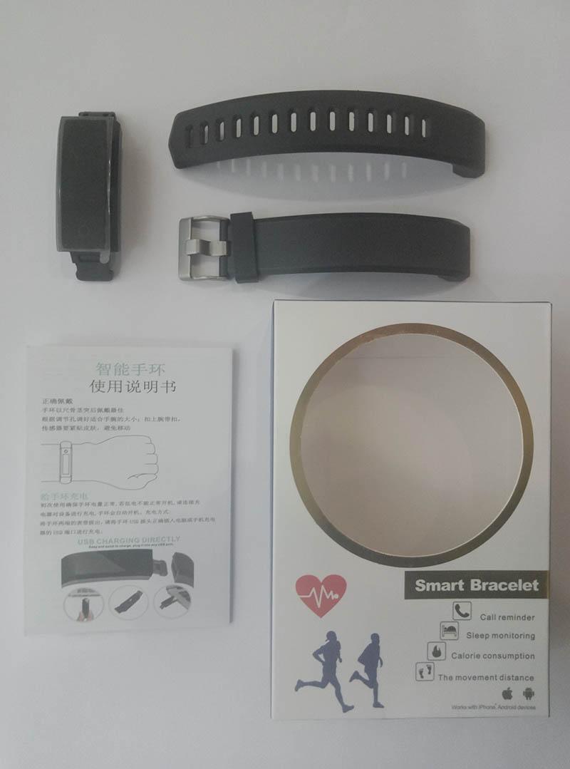 Обзор фитнес-браслета DOITOP 115 PLUS Smartband: пульсометр, тонометр и цветной экран за 11 долларов