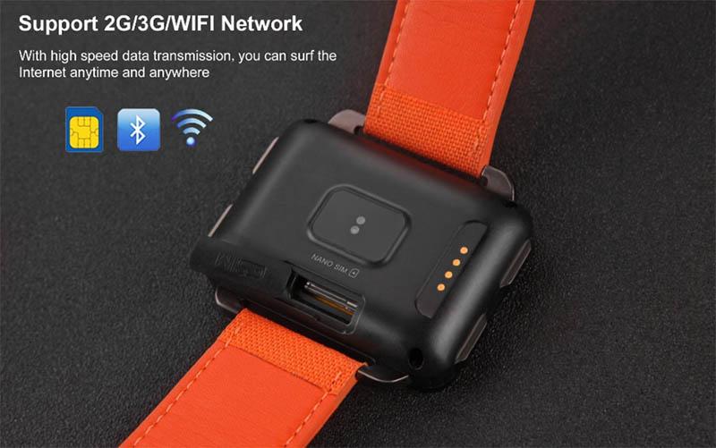 Lemfo выпустила новые умные часы-телефон Lemfo LEM4 Pro 1