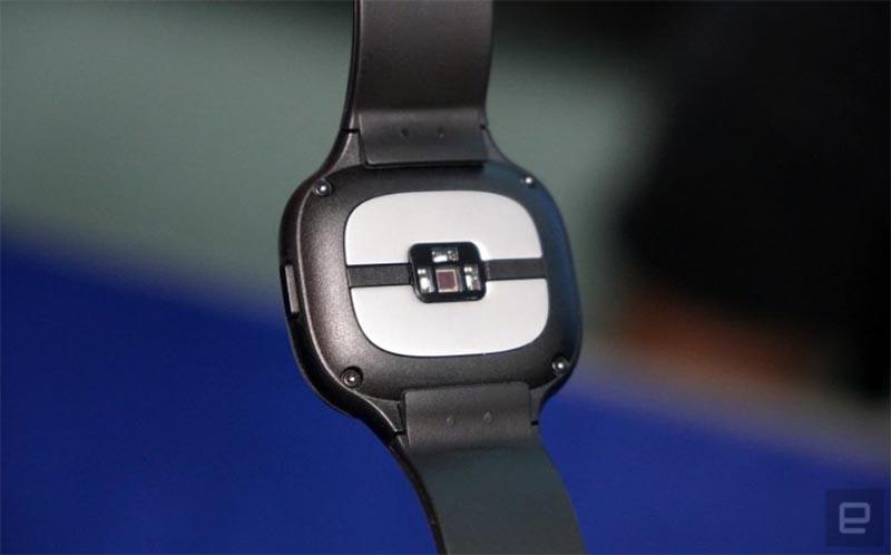 Asus VivoWatch BP: умные часы-тонометр, с точным измерение артериального давления