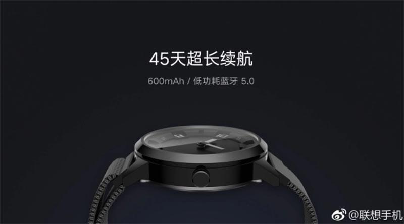 Lenovo Watch X с датчиком артериального давления, давлением воздуха и 45 днями автономной работы