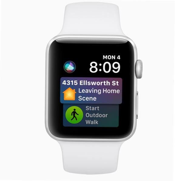 Apple объявила о выпуске обновленной операционной системы watchOS 5