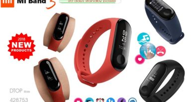 Xiaomi Mi Band 3 купить