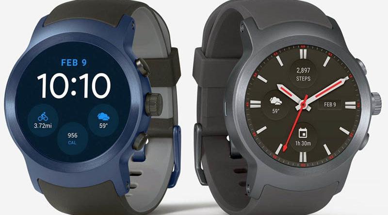 Новые смарт-часы LG могут получить название LG Watch Libre