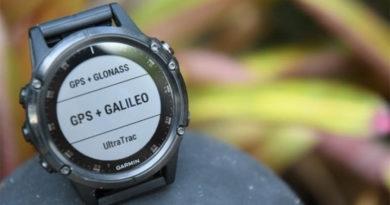 Garmin Galileo