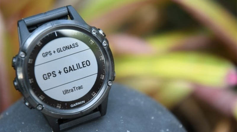 Garmin Galileo