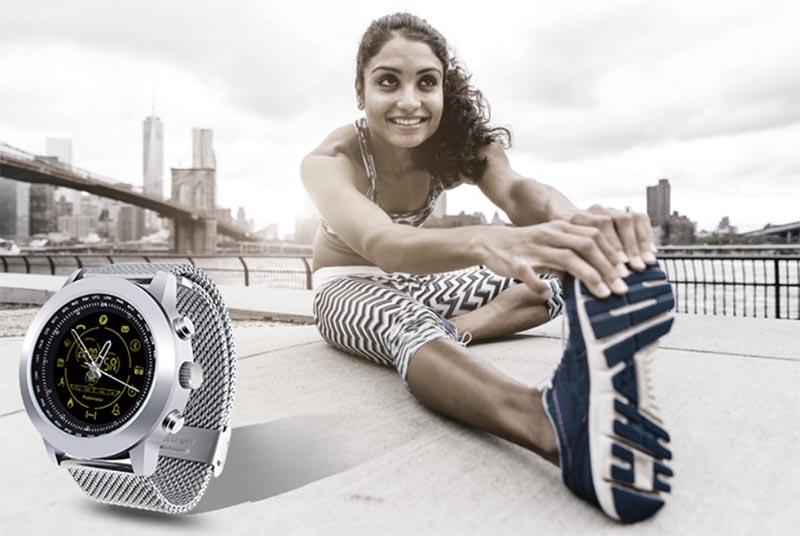 AOWO DX18: простые гибридные смарт-часы по доступной цене 1