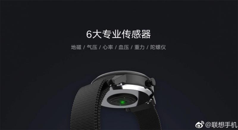 Характеристики и ценаLenovo Watch X