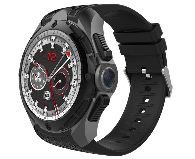 Умные часы AllCall W2 со слотом для SIM-карты и водонепроницаемостью IP68 представлены официально