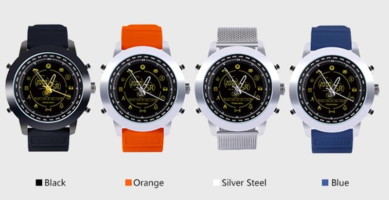 AOWO DX18: простые гибридные смарт-часы по доступной цене 2
