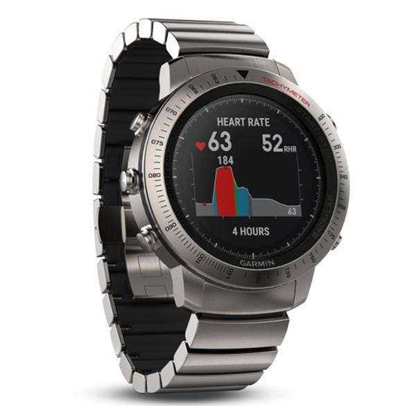 Умные премиум-часы Garmin Fenix Chronos