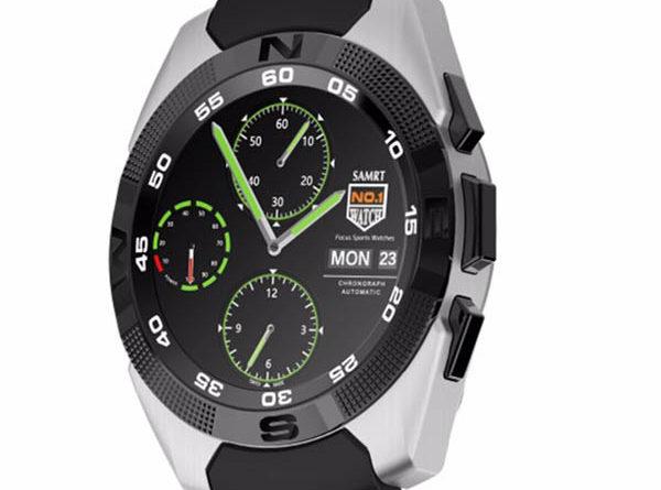 Смарт-часы NO.1 G5