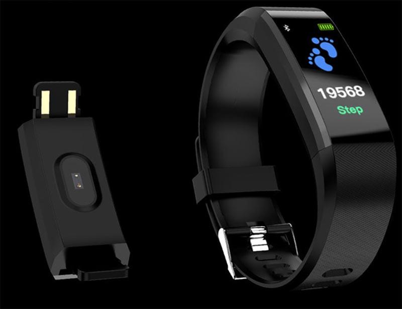 Фитнес-браслет Smart Bracelet 115 Plus в Сургуте