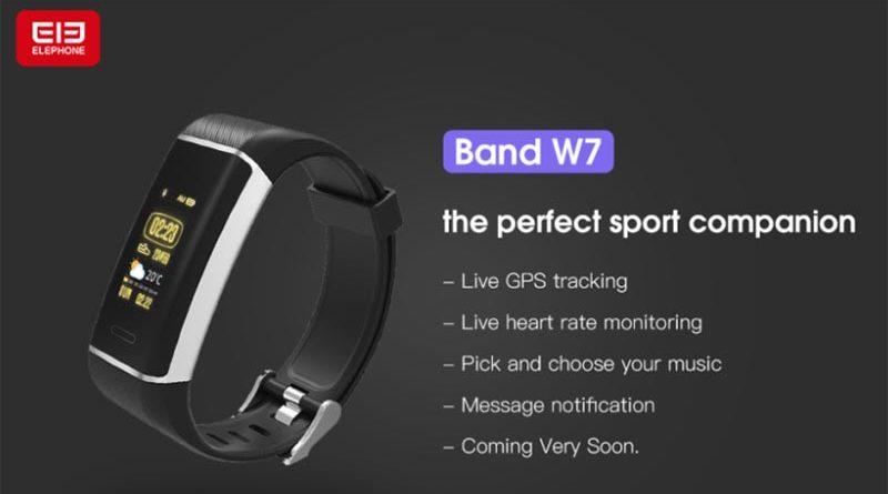 Elephone Band W7
