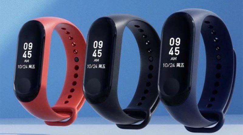 """Xiaomi Mi Band 3 с обновлением может получить """"ночной режим"""""""