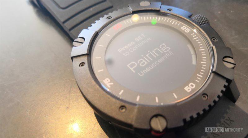 Обзор умных часов Matrix PowerWatch X