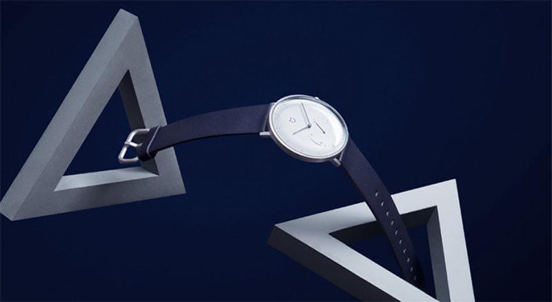 f308cd0c Xiaomi выпустила гибридные смарт-часы Mijia Quartz Watch за 50 долларов