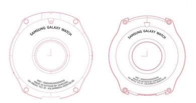 Умные часы Samsung Galaxy Watch выйдут в двух размерах