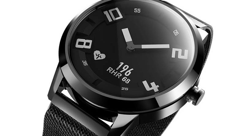 Lenovo Watch X появился в продаже