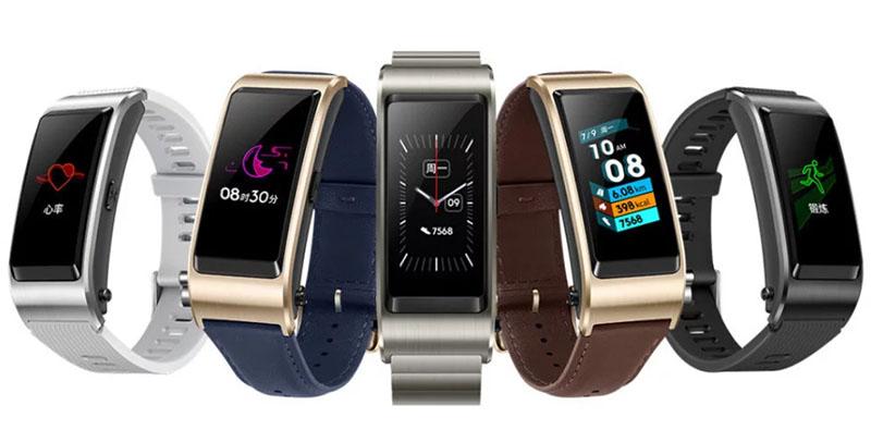 Характеристики Huawei Talkband B5