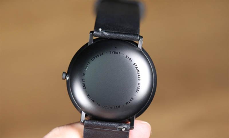 Обзор Xiaomi Mijia Quartz Watch: простые, стильные и качественные 4
