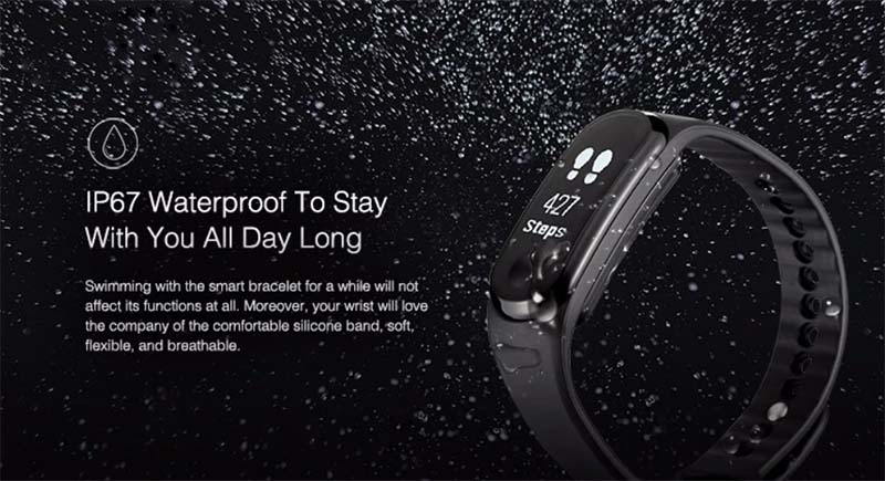 Alfawise Mini 3 Smart Bracelet