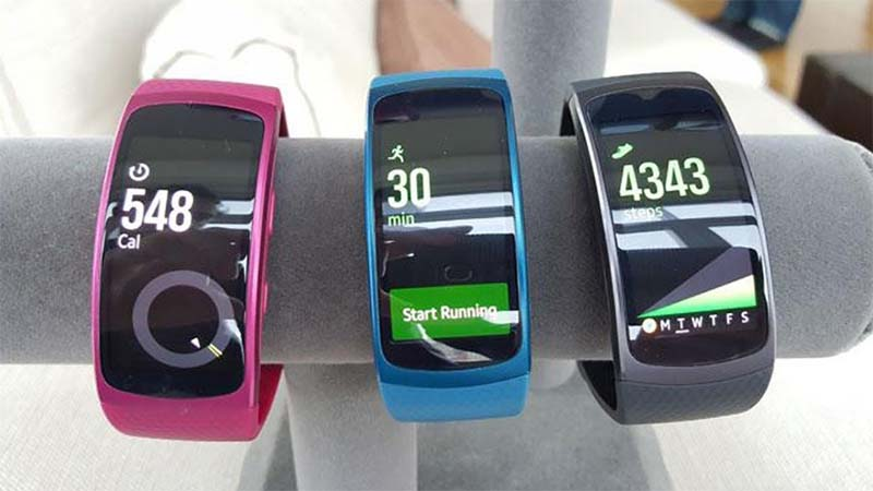Samsung Gear Fit Pro 2