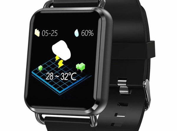 Умные часы с измерением давления Newwear Q3