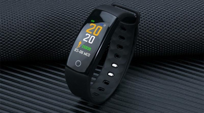 QS01 Sports Smart Bracelet