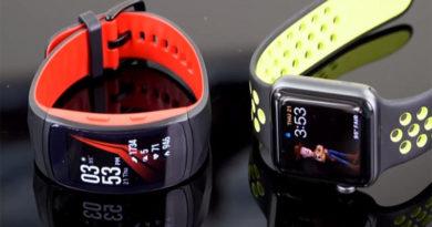 Названы 5 крупнейших производителей AMOLED-дисплеев для умных часов
