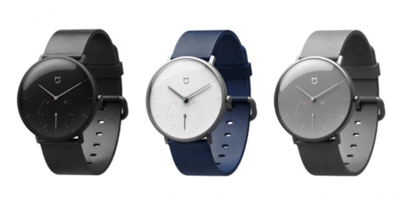 Xiaomi выпустила гибридные смарт-часы Mijia Quartz Watch за 50 долларов