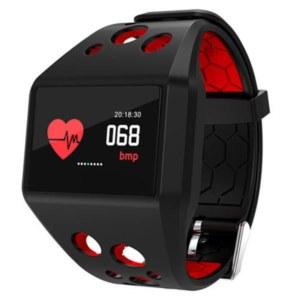 Фитнес-браслет с мониторингом давления Bakeey X9