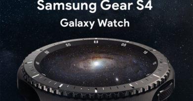 Дата выхода Gear S4