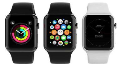 Apple во втором квартале этого года продала 3,5 миллиона умных часов Apple Watch, что на 30% больше, чем за аналогичный период прошлого года