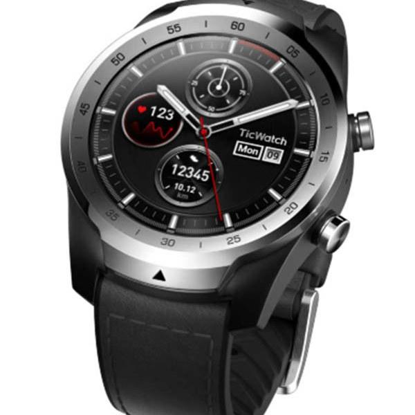 Умные часы Mobvoi Ticwatch Pro