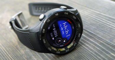 Huawei запатентовала 3 версии умных часов Huawei Watch 3