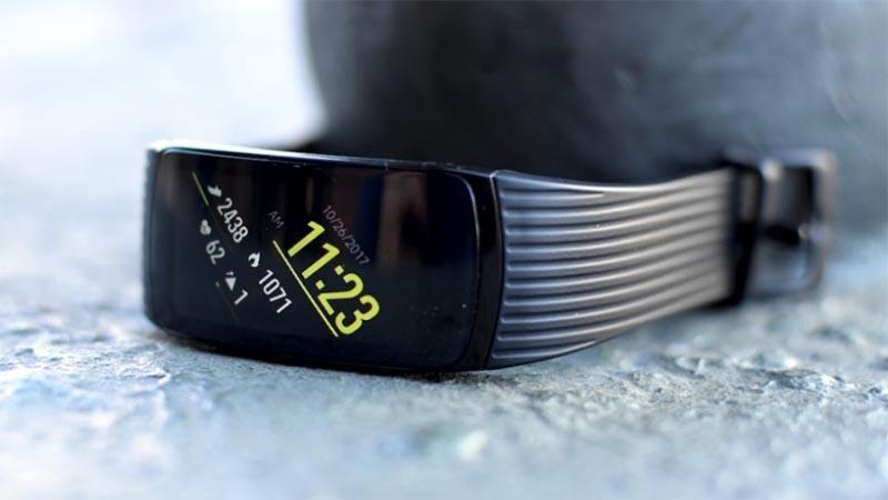Samsung Gear Fit 2 Plus