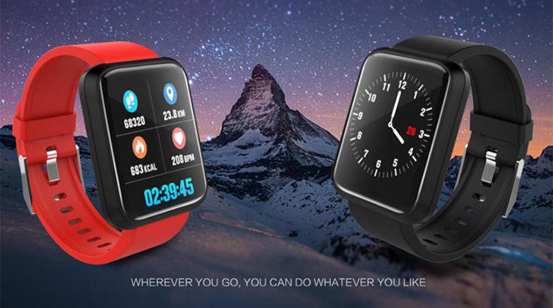 Smart Watch Sport 3