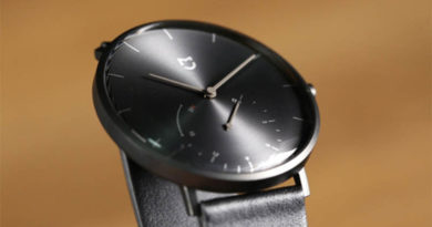 обзор Xiaomi Mijia Quartz Watch