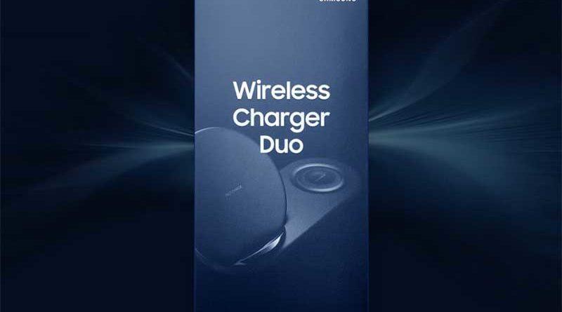 Samsung Wireless Charger Duo: беспроводная зарядка для Galaxy Watch